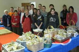 Photo of HOC members at Elkton Community Kitchen